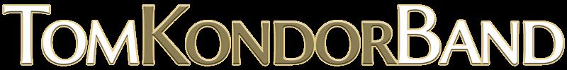 tom Kondor Band hivatalos weboldala